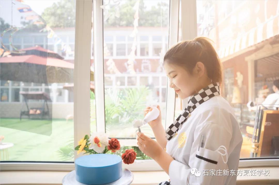 Enter!河北新东方烹饪技工学校生活快捷键的正确使用方式!(图3)