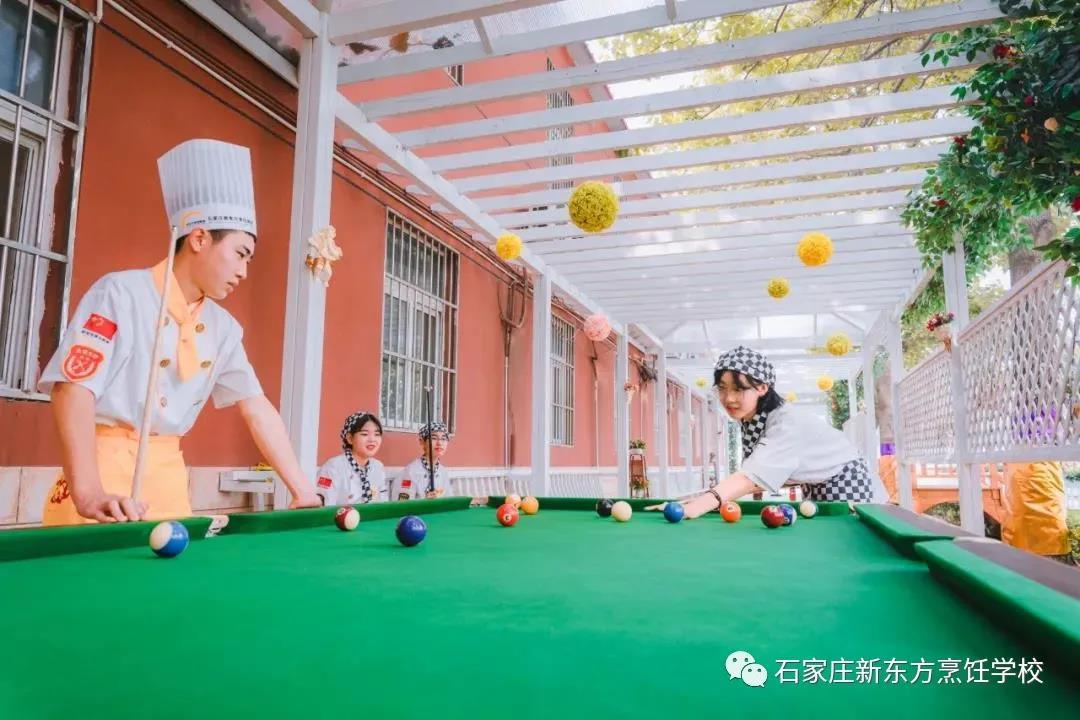 Enter!河北新东方烹饪技工学校生活快捷键的正确使用方式!(图19)